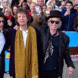 C'est le deuxième membre des Rolling Stones a avoir un enfant de manière aussi tardive.