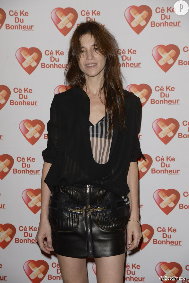 Les looks les plus sexy de Charlotte Gainsbourg