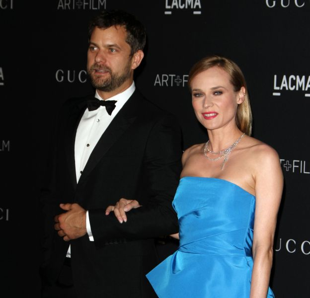 Les deux acteurs s'étaient rencontrés en 2006 après le divorce de Diane et Guillaume Canet.