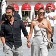 Eva Longoria profite de son tout nouveau mari, en lune de miel à Marbella.