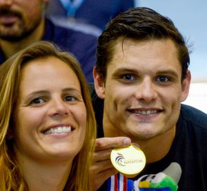 Laure et Florent Manaudou : leurs plus tendres moments sur Instagram