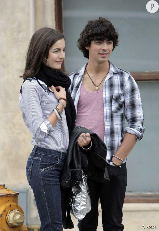Camilla Belle et Joe Jonas, tous deux purs produits Disney.