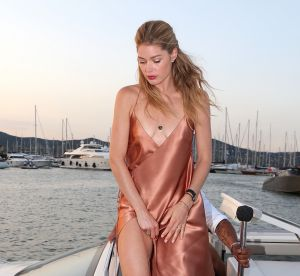 Doutzen Kroes, Mariah Carey... Soirée sexy avec Leonardo DiCaprio