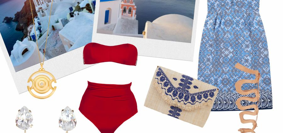 Los Angeles, Saint Tropez,Tulum... 7 destinations, 7 looks