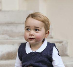 Le prince George, déjà 3 ans : ses 24 photos les plus mignonnes
