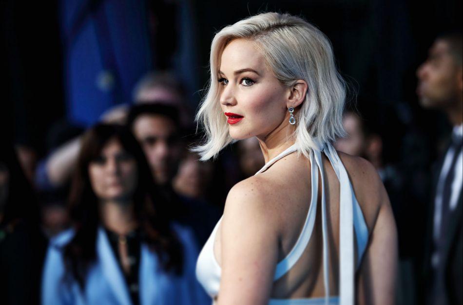 Jennifer Lawrence et son lob polaire ont fait sensation début 2016.