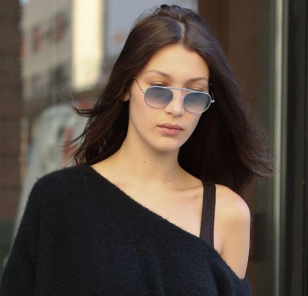Le top sexy Bella Hadid
