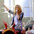 """Céline Dion s'est confiée sur le plateau de l'émission américaine """"Today Show""""."""