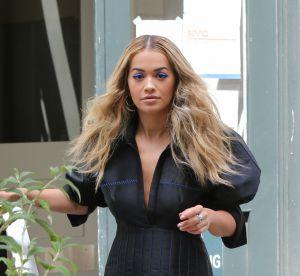 Rita Ora : une apparition sexy dans les rues de New York