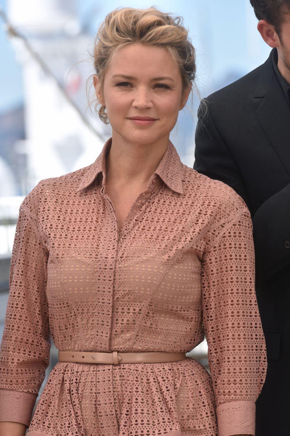 """Virginie Efira a également eu un rôle dans le film """"Elle"""" présenté au Festival de Cannes 2016."""