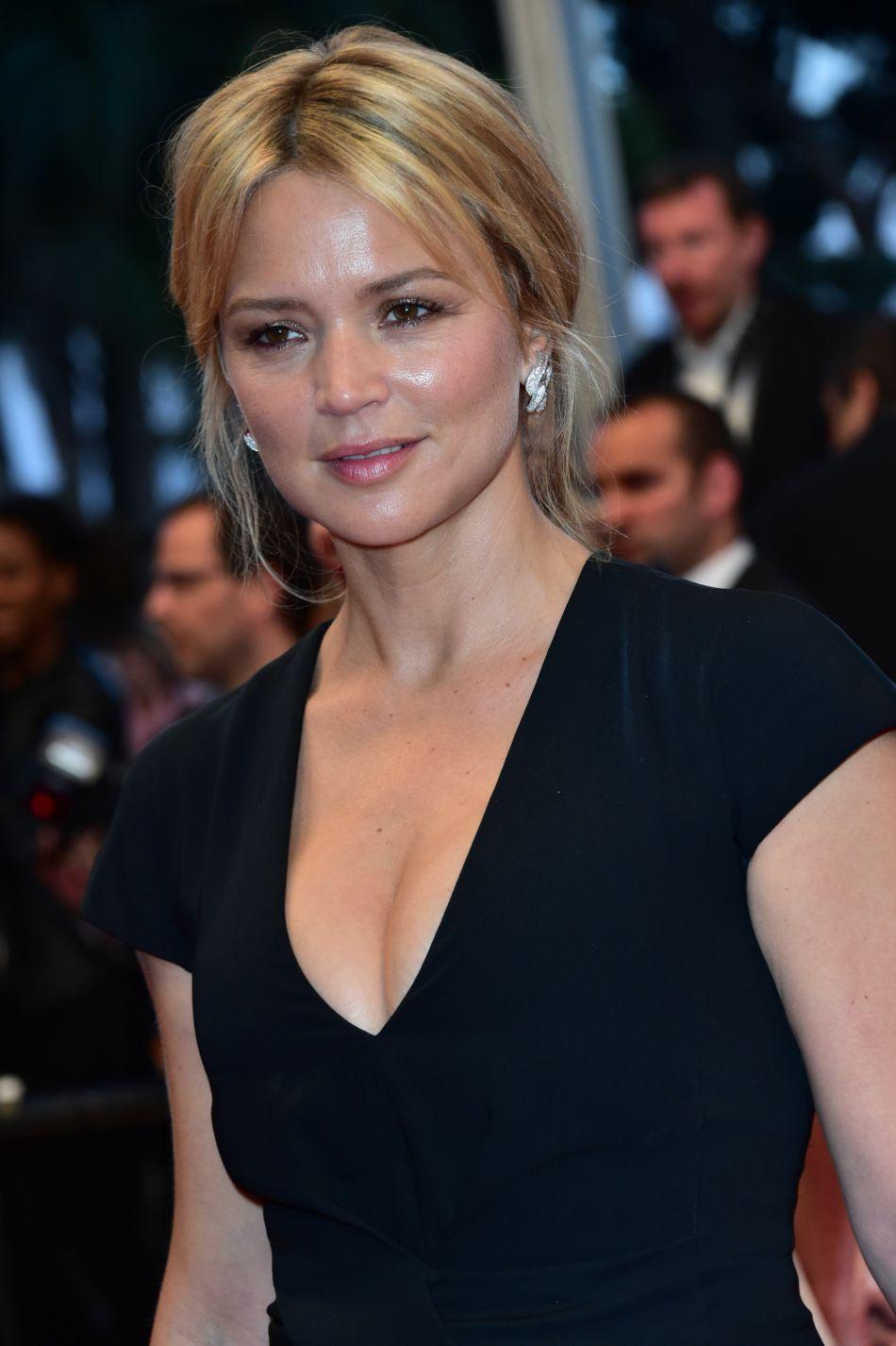 Virginie Efira s'est confiée sur sa relation avec le réalisteur Mabrouk El Mechri.