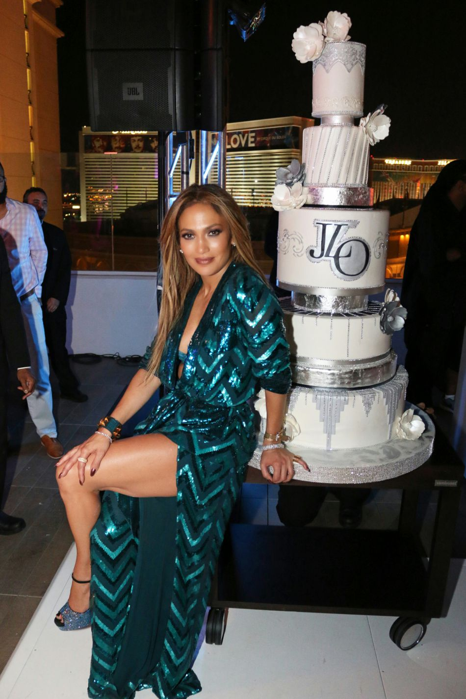 Jennifer Lopez s'offre deux soirées d'anniversaire pour fêter ses 47 ans !