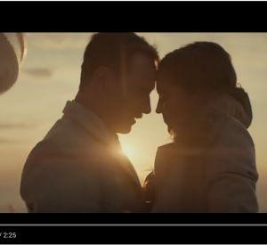 "Bande-annonce du film ""The light between oceans""."