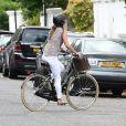 Pippa Middleton, la plus jolie cycliste de Londres.