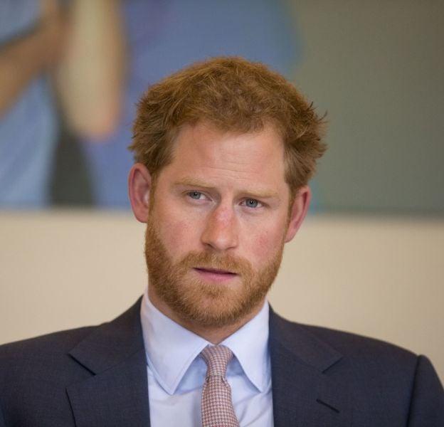 """Le prince Harry est revenu sur le décès de sa mère lors d'un évènement caritatif pour l'association """"Heads Together""""."""