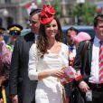 Cinq ans après sa première visite au Canada, la duchesse Cambirdge s'apprête à s'envoler de nouveau pour ce si beau pays.