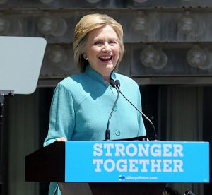 Lady Gaga, Amal Clooney, Eva Longoria : les supporters VIP d'Hillary Clinton