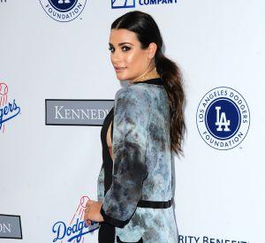 L'atout charme de Lea Michele reste ses jambes bronzées qu'elle dévoile sur le red carpet !