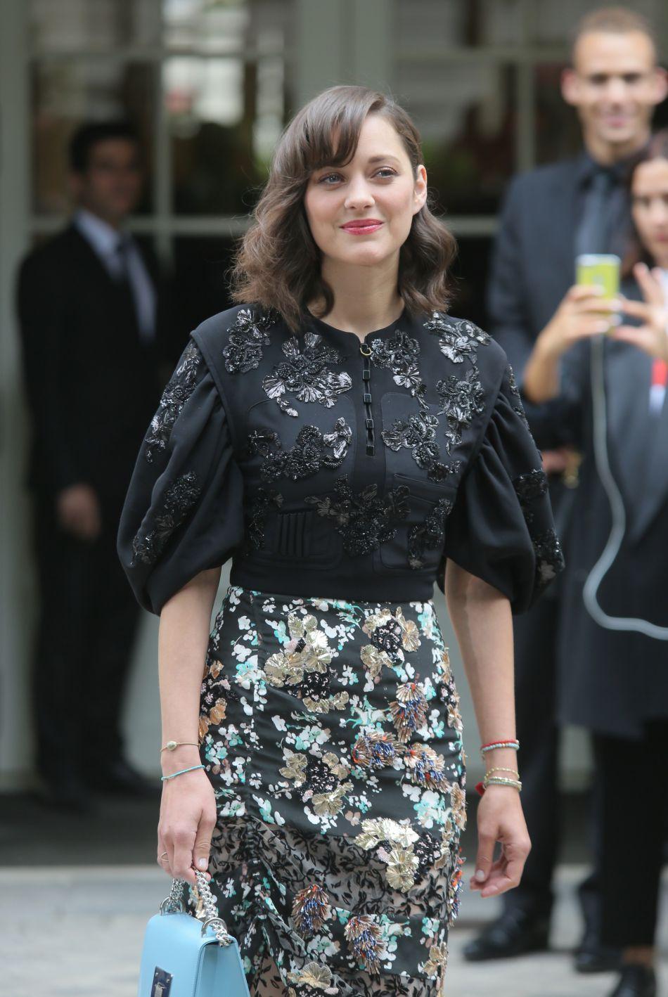 L'actrice enchaîne les tournages en cette année 2016.