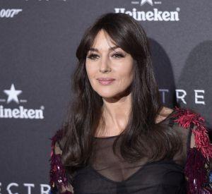 Monica bellucci s'est confiée au magazine Elle.