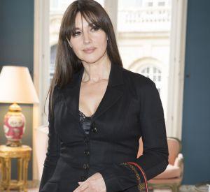 """Monica Bellucci a eu l'impression d'être un """"objet d'exposition"""" dans certaines de ses relations."""
