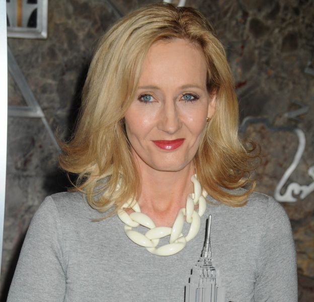 L'auteure de la saga Harry Potter, J.K Rowling