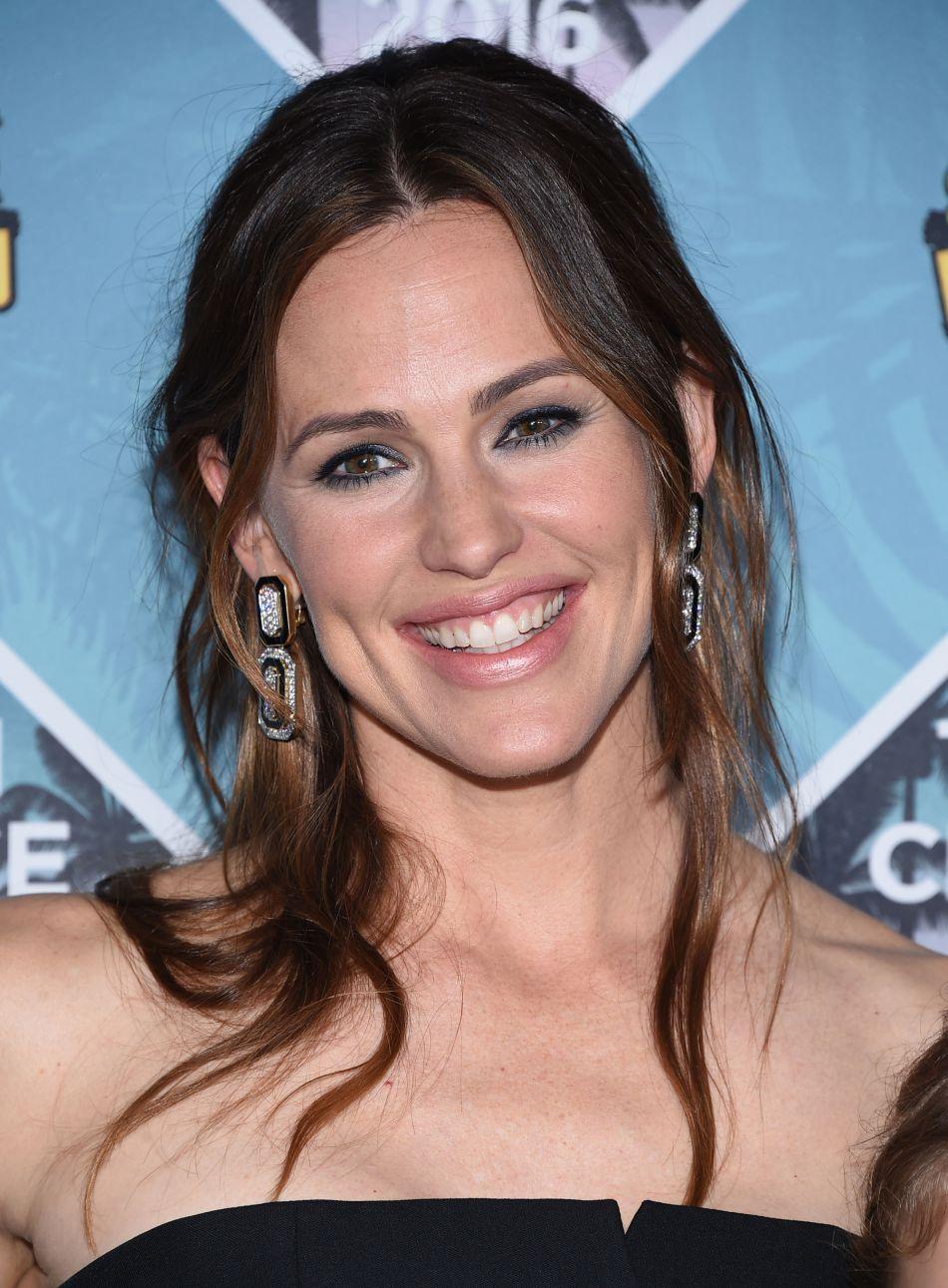 Teen Choice Awards : Jennifer Garner a elle aussi fait le déplacement.