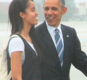 Malia Obama frôle le scandale en montrant ses fesses dans un festival
