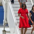 Malia Obama frôle le scandale en dansant de manière suggestive lors d'un festival de musique à Chicago.