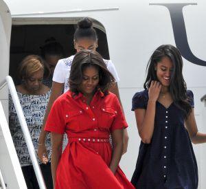 Alors que la fin du second mandat du président Obama approche, c'est toute la famille qui relâche la pression.