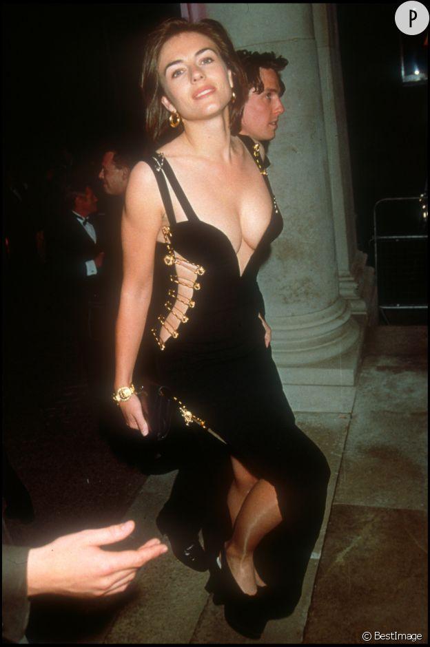La robe la plus célèbre de Gianni Versace.