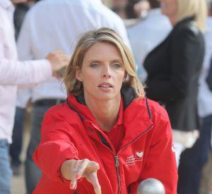 Sylvie Tellier, une sportive invétérée.