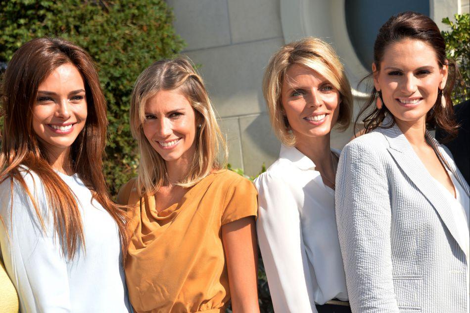 Marine Lorphelin, Alexandra Rosenfeld, Sylvie Tellier et Lætitia Bléger : des anciennes Miss France restées sublimes.