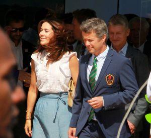 Mary de Danemark est une des rares têtes couronnées, avec son mari Frederik à avoir maintenu leur venue aux JO de Rio de Janeiro