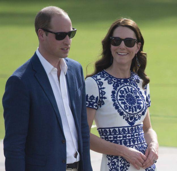 Kate Middleton et le prince William sont en vacances à Biarritz. Et on ne rigole pas sur le choix de l'hôtel !