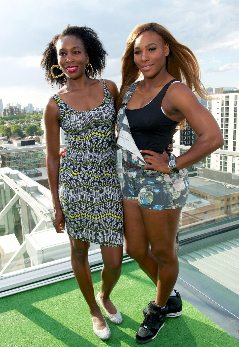 Elle y participera en solo et en double en compagnie de sa soeur Venus.