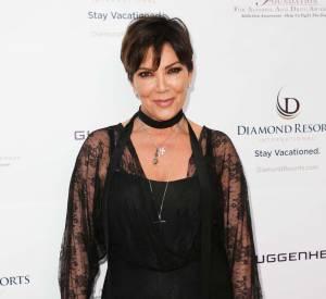 Sous le choc, Kris Jenner se souffrirait que d'un poignet cassé.