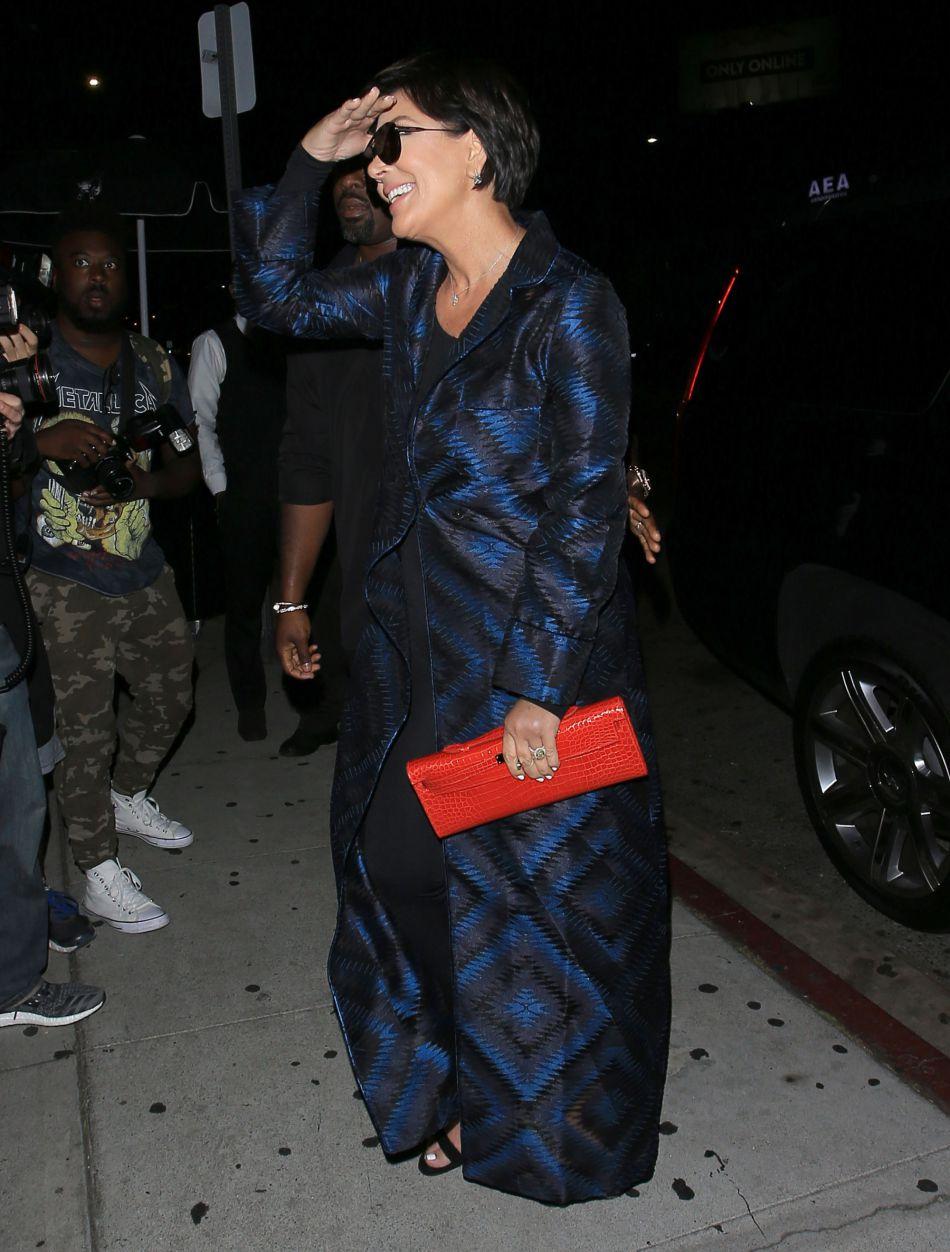 Que les fans se rassurent, Kris Jenner va bien !