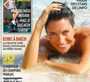 Marion Bartoli se confie à Paris Match.