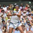 L'ancienne sportive peut à peine se nourrir : elle a fondu depuis 2013 et sa victoire à Wimbledon.