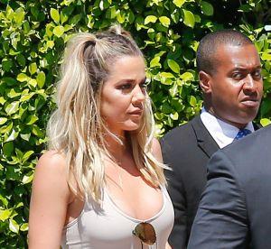 Khloe Kardashian : la belle ose la cuissarde