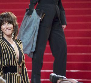 On craint la réaction de Sophie Marceau. L'actrice se retrouve topless en couverture du nouveau Voici.