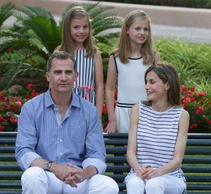 Letizia d'Espagne : ses filles Sofia et Leonor sont deux vraies beautés