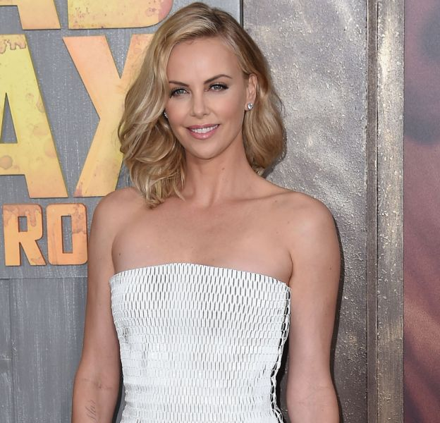 L'actrice Charlize Theron