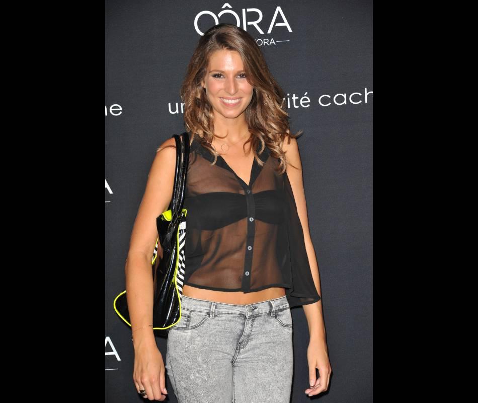 Après la Colombie, c'est en Grèce que l'ancienne Miss est partie en vacances.