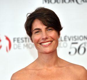 """Alessandra Sublet est la nouvelle """"reine de la rentrée"""" pour le magazine Paris Match."""