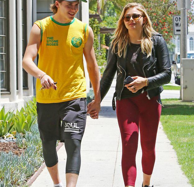 Ils forment le nouveau it-couple d'Hollywood, Brooklyn Beckham et Chloë Moretz sont au sommet.