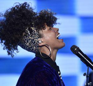 Alicia Keys en couverture de Grazzia : Superwoman des temps modernes