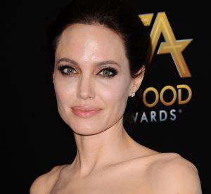 Angelina Jolie : première sortie depuis l'annonce du divorce