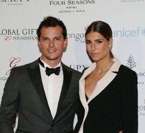 Laury Thilleman et son compagnon Juan Arbelaez ont officialisé leur couple en mai dernier.